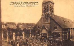 Bruxelles  Brussel   Jette - Laeken Laken  église De La Grotte De Lourdes , Kerk Van De Grot Van Lourdes      I 5847 - Jette