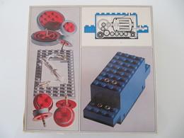 Set LEGO 100-2 - Moteur 1966 - Lego System