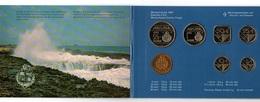 Aruba - Set 6 Coins 5 10 25 50 C + 1 2 1/2 Florin + Token 1993 UNC Lemberg-Zp - Monnaies