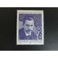 Timbre N° 1368 Neuf ** - Rainer Maria Rilke - 1945-.... 2ème République