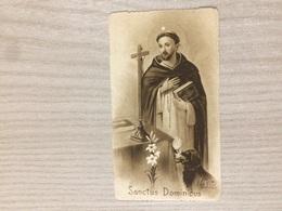 Santino Sanctus Dominicus - Devotion Images