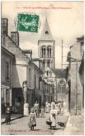 02 VAILLY-sur-AISNE - Rue De Sommecourt - France