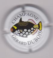 Capsule Champagne DUBOIS Hervé ( 2 ; Blanc Poisson Clair ) 4€ {S12-19} - Champagne
