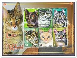 Grenada Carriacou 2008, Postfris MNH, Cats - Grenada (1974-...)