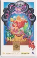 #02 - DISNEY-39 - CZECH REPUBLIC - SIRENITA - SHELL - Disney