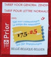 175 Jaar Belgie OBC N° 3355 (Mi 3403) 2005 POSTFRIS MNH ** BELGIE BELGIEN / BELGIUM - Belgien