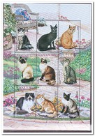 Guyana 1996, Postfris MNH, Cats - Guyana (1966-...)