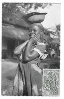 Cameroun - Jeune Femme - Cameroun