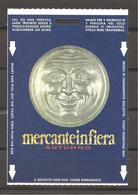 Biglietto - 2002 PARMA  MERCANTEINFIERA Autunno Alla Fiera Di Parma - Biglietti D'ingresso