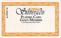 Silverado Casino Deadwood SD - 2nd Issue BLANK Slot Card ...[RSC]... - Casino Cards