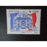 Timbre N° 996 Neuf ** - Bicentenaire De La Cour Des Comptes - Nieuw-Caledonië