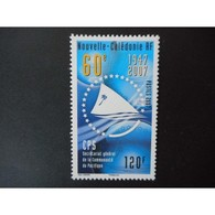 Timbre N° 994 Neuf ** - 60e Anniversaire Du CPS - Nieuw-Caledonië