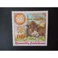 Timbre N° 995 Neuf ** - Année Lunaire Chinoise Du Cochon - Nieuw-Caledonië
