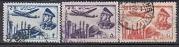 IRAN 1953 - MiNr: 867 - 877   Lot 3x   Used - Iran