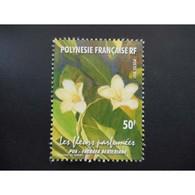 Timbre N° 653 Neuf ** - Fleurs Parfumées - French Polynesia