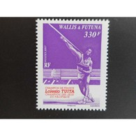 Timbre N° 680 Neuf ** - Lolesio Tuita, Champion De Lancer Du Javelot - Wallis-Et-Futuna