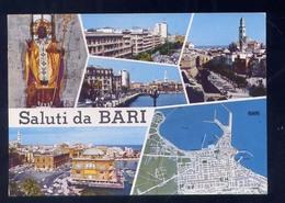 BARI--LOTTO 3 CARTOLINE-SALUTI VADUTINE- VIAGGIATE-- - Bari
