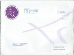 Scouting - BIG COVER - Scout Organization Of Slovenia - 1991 - Cartas