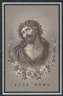 Gaspard Joseph Jan Baptist Bulens-39 Jaar Portier Weezenhuis-antwerpen 1816-1894 - Andachtsbilder