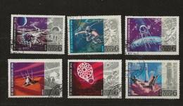 URSS-15 Eme Anniv. De L'ère Cosmique. - 1923-1991 URSS