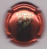 Capsule Champagne PREVOT René ( 6c ; Cuivre Métallisé Et Noir ) {S12-19} - Champagne