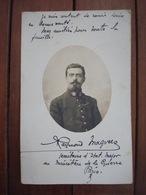 Photo Secrétaire état Major - 1915. - Documents