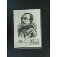 Carte Maximum - Bertrand Du Guesclin - 20/05/61 Broons - Maximum Cards