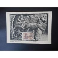Carte Postale Premier Jour De 1963 - Cartes-Maximum