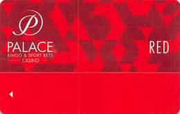 Casino Palace - Mexico - Slot Card  .....[FSC]..... - Casino Cards