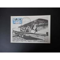 Carte Postale Premier Jour De 1968 - 1960-69