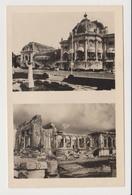 ROYAN   Le Casino Et  Ses Ruines  Et 4 Autres Cartes Cliché Tito-Videau - Royan