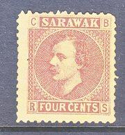 SARAWAK  4  Ng  * - Sarawak (...-1963)