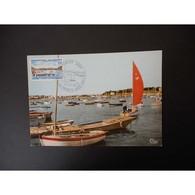 Carte Postale Premier Jour De 1969 - 1960-69
