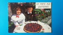 LA TARTE AUX QUETSCHES - Recettes (cuisine)