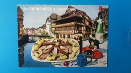 ALSACE CHOUCROUTE - Recettes (cuisine)