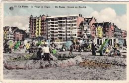 De Panne, La Panne, Strand En Zeedijk (pk57169) - De Panne