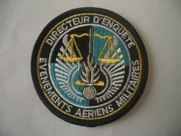 Patch Gendarmerie - Police & Gendarmerie