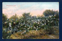 Armée Belge. Chasseurs à Pied En Bivouac. Stockem (Arlon)-Saint Léger  Avril 1912 - Régiments