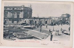 NAPOLI, 2 Cartoline, Ediz. RICHTER N°422 E 421  - F.p. - Fine '1800 - Napoli