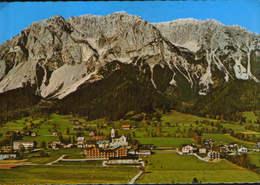 Osterreich - Postcard  Circulated In 1977 - Ramsau Am Dachstein - View - 2/scans - Ramsau Am Dachstein