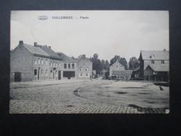 CP BELGIQUE (K02) THOLLEMBEEK 1914 (2 Vues) Plaats Edit. VPF - Galmaarden