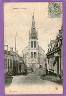 LUMBRES - L'Eglise  - 1906 - - Lumbres
