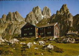 Osterreich - Postcard Circulated In 1978 - Ramsau Am Dachstein - Hofpürgl Hut -  2/scans - Ramsau Am Dachstein