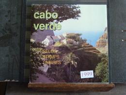 Cap Vert - Cabo Verde - Ensemble De 16 Timbres De L'Année 1999 En Présentoir - Cap Vert