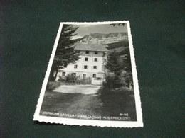 PICCOLO FORMATO PENSIONE LA VILLA  LA  VILLA M.S. CROCE BOLZANO - Bolzano (Bozen)