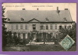 AUBIGNY-en-ARTOIS - L'Hospice - 1907 - Aubigny En Artois
