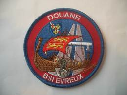 Patch Douane - Police