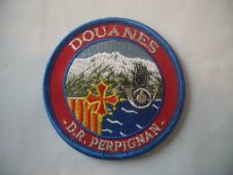 Patch Douane - Police & Gendarmerie