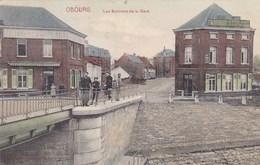 Obourg, Les Environs De La Gare (pk57197) - Mons