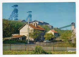 """MONTCEAU LES MINES--1981--Puits De Mine De Darcy--timbre--cachet Flamme Temporaire """"Foire""""...........à Saisir - Montceau Les Mines"""